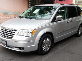 Chrysler Town Country Limited Maximo Lujo