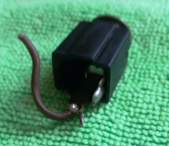 1 Plug P10 Microfone Csr Amplificado 9280 9180