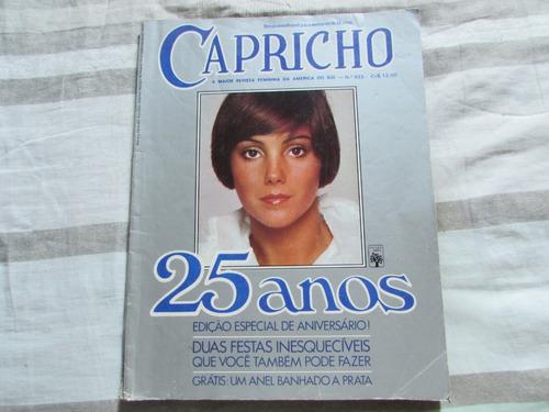 Revista Capricho 25 Anos (edição Especial De Aniversário)