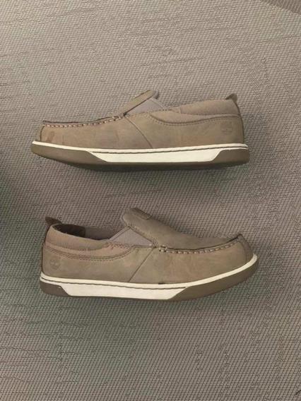 Zapatos Timberland Estilo Mocasín Náutico