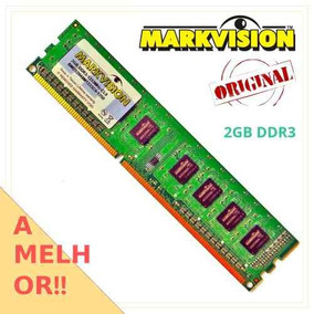 Memória Markvision 2gb Ddr3 1333mhz 10664 Mb/s Cl9 N/veteke