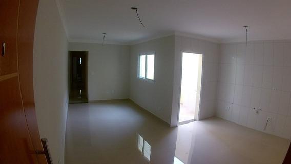 Apartamento 3 Quartos Santo André - Sp - Campestre - V4101