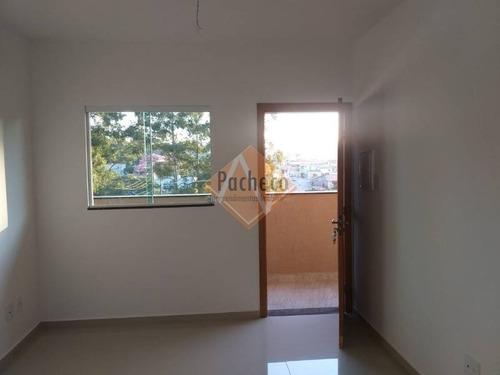 Imagem 1 de 21 de Apartamento Em Itaquera, 42 M², 02 Dormitórios, 01 Vaga, R$ 239.990,00 - 2424