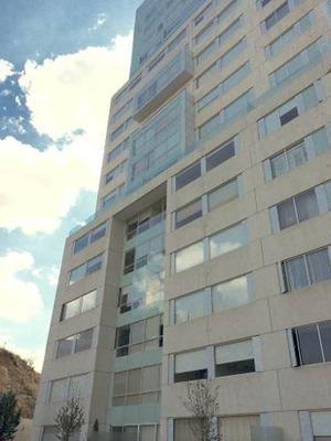 Departamento En Renta Santa Fe Semi Amueblado