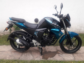 Unica Yamaha Fz 16 Fi Version 2.0 2016 Solo 4600 Km