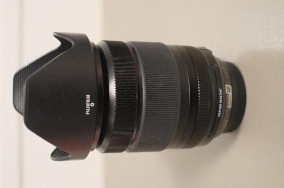 Lente Fujifilm 18 135 F3.5-5.6 Usada Ótimo Estado Filtrofuji