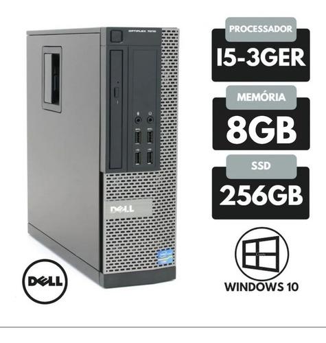 Computador Barato I5 Ram 8gb Ssd 256gb Usado