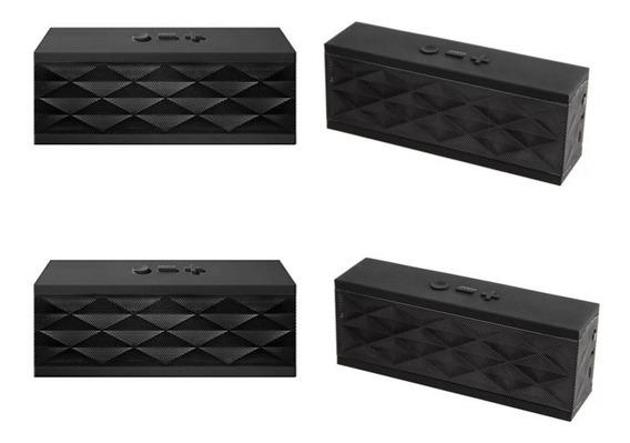 4 Bocina Jawbone Jambox No Auxiliar Solo Bluetooth Refurbish