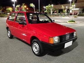 Uno Mille 1.0 Gasolina 1991 Vermelho Whast 119 3298-8778