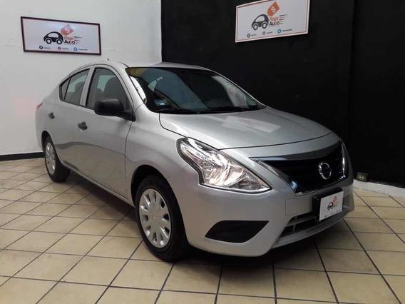 Nissan Versa 1.6 Drive Mt 2020