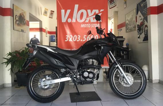 Honda Xre 190 Preta 2016