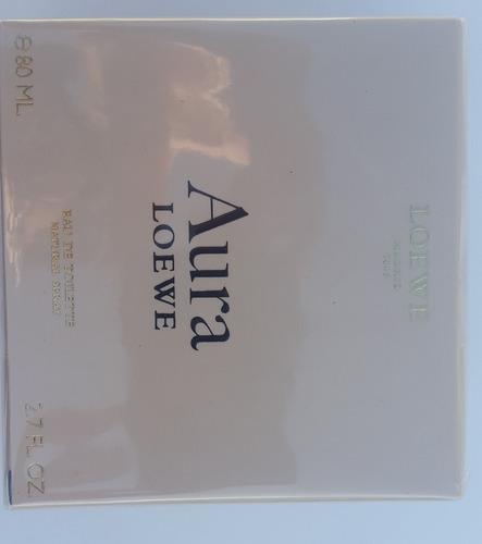 Imagen 1 de 4 de Aura Loewe 120ml Totalmente Nuevo, Sellado, Original!!!