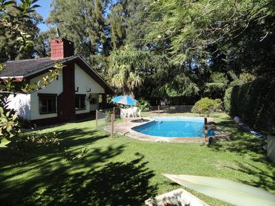 Casa En Del Viso Hermoso Parque Y Pileta Muy Buena Zona