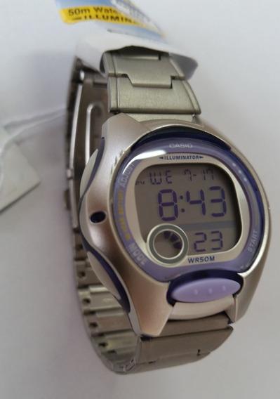 Relógio Casio Lw-200d-6avdf Com Pequenos Riscos Lw-200