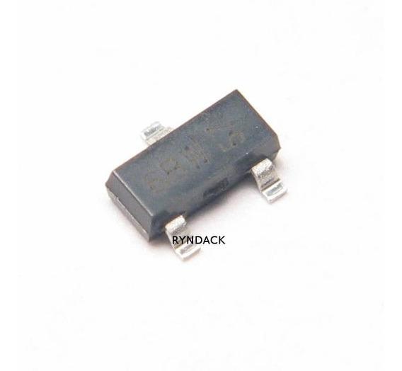 100 Peças * Bc817-25 Smd Sot23 Transistor Bc817