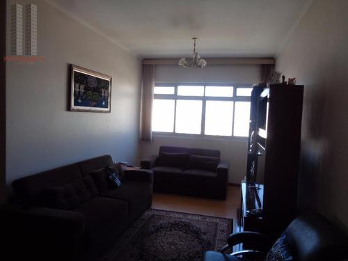 Apartamento Residencial À Venda, Mooca, São Paulo. - Ap2182