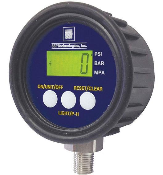 Manometro Medidor Digital Mg1-50 Psig Gases Y Liquidos