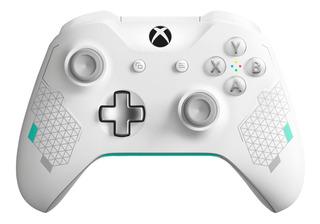 Joystick Microsoft Xbox One sport white