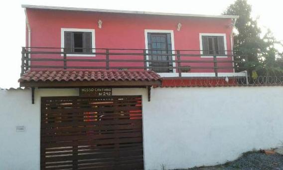 Casa Com Edícula Lado Praia No Corumbá - Itanhaém 4495 | Npc