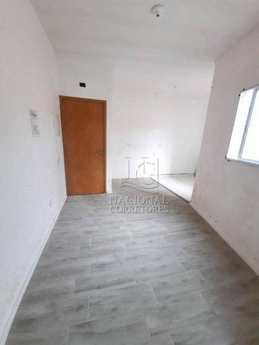 Imagem 1 de 20 de Apartamento Com 2 Dormitórios À Venda, 50 M² Por R$ 249.000 - Vila Guiomar - Santo André/sp - Ap9061