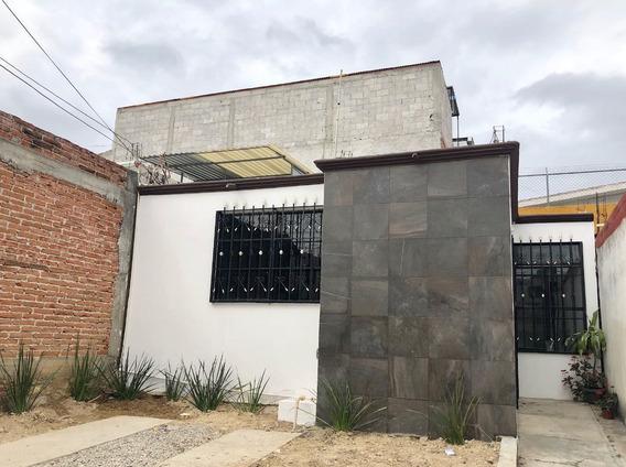 En Renta Casa De Una Planta En Zona Sur Poniente