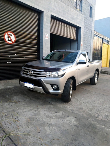 Toyota Hilux Cabina Simple Dx 4x4