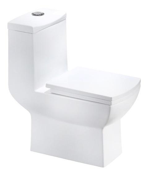 Vaso Sanitário Completo Monobloco - Caixa Acoplada Privada