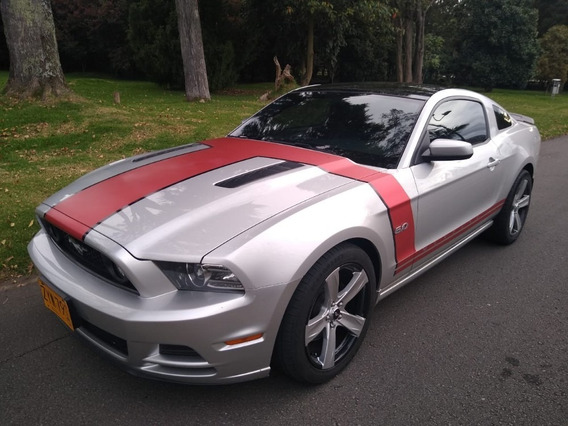Ford Mustang Gt Premium.aut.techo En Cristal.cuero, Full E.