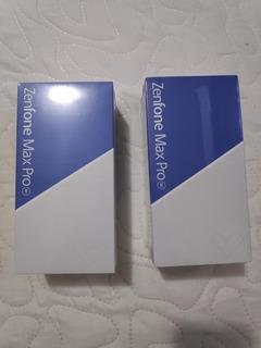 Zenfone Max Pro M1 64gb Preto Novo Lacrado Com Nf E Garantia