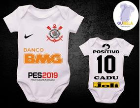 Body Bebe Corinthians Com O Nome Do Bebê