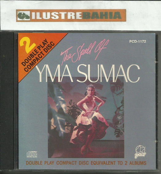 The Spell Of Yma Sumac (cd) Ed. Canadense 1987