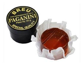 Breu Paganini P/ Instrumentos De Arco - Ac0931