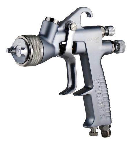 Pistola Pintar Classic Lux Gravedad Alta Boq 1,8 Sagola