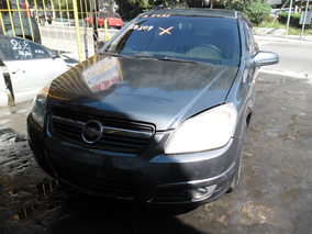 Sucata Vectra 2.0 Flex 2008 Pra Tirar Peças Motor Capo Etc