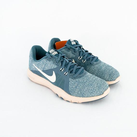 Tênis Nike 924339 400 Flex Trainer 8 Azul 100% Original