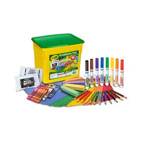 Set De Pintar Creativity Tub Crayola