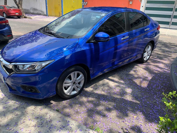 Honda City 1.5 Ex At Cvt 2019