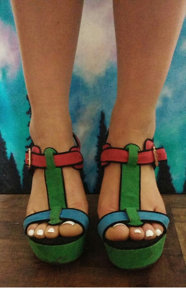 Zapatos Altos Para Salir