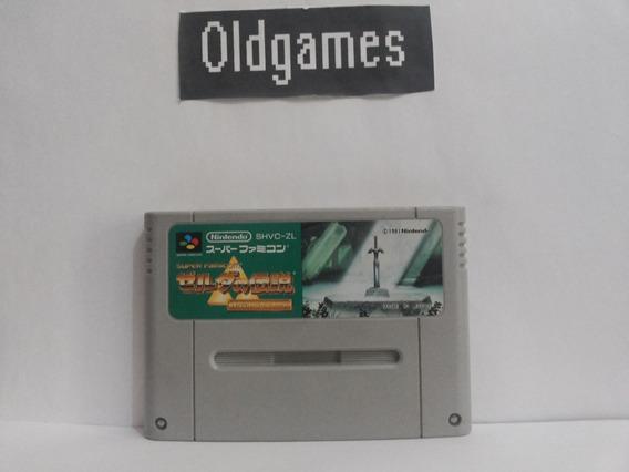 Legend Of Zelda - Super Famicom Nintendo Original Japonesa