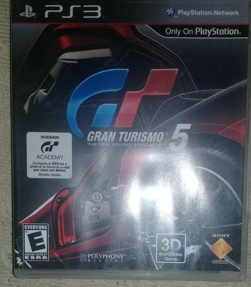 Jogo De Ps3 Gran Turismo 5 Prologue