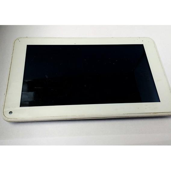Tablet Multilaser M7s Branco Com Defeito Retirada De Peças