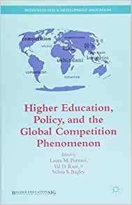 La Politica De Educacion Superior Y El Fenomeno De La Compet