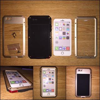 Case Uso Rudo Para iPhone 6 Plus