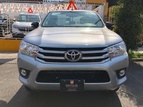 Toyota Hilux Doble Cabina 2016 Como Nueva