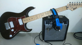 Guitarra Core Más Amplificador Fender 10g Totalmente Nuevos