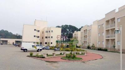 Apartamento Residencial À Venda, Guedes, Tremembé. Vale Do Paraíba Sp - Ap2129