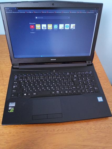 Notebook Gamer I7-7700hq 8gb Gtx 1050 Ssd Nvem 128gb Hd 2tb