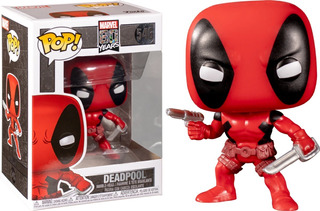 Funko Pop - Thanos - Spiderman - Deadpool - Iron Man