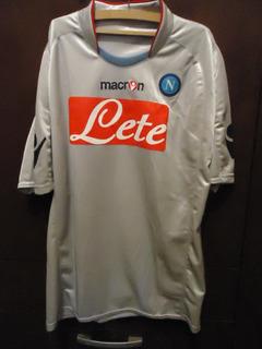 Napoli - Camisa Oficial Macron