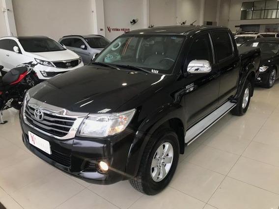 Toyota Hilux Srv 4x2 Cabine Dupla 2.7 16v, Baf3092